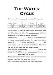 besides The Water Cycle  FREE Printable   there are a bunch of free in addition The Water Cycle Cut and Paste by Teaching Power   TpT in addition Water Cycle Colouring Pages   COLORING PAGES besides Water Cycle Diagram   Worksheet   Education as well Worksheets for all   Download and Share Worksheets   Free on as well The Water Cycle Printable Concept Chart   TeacherLingo additionally  furthermore Water Cycle Activity Sheets additionally A Water Cycle Illustration moreover Images of Water Cycle Water Cycle Worksheet Middle   for the. on printable water cycle worksheets preschool