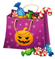 trunk or treat candy clipart. Simple Clipart Halloween Png Candy Bag Clipart  Clip Art Pinterest   Banner On Trunk Or Treat