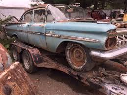 1959 Chevrolet Bel Air for Sale | ClassicCars.com | CC-1000768