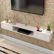 new lbymyb wall mounted tv cabinet wall