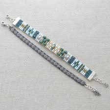 any idea which bracelet is made with which loom well if you are familiar with the ricks loom the answer is probably obvious