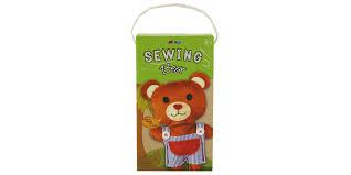 """Набор для шитья: <b>мягкая игрушка</b> """"<b>Медведь</b>"""" AVENIR - купить за 1 ..."""