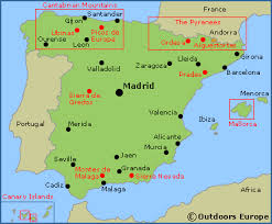Madrid is the capital of spain and one of the most visited city in the europe with 8.8 million tourists per year. Spain Walking Trekking And Hiking Information