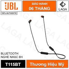 Mã ELMS03 giảm 7% đơn 500K] Tai Nghe Bluetooth JBL Tune 115 BT - T115BT