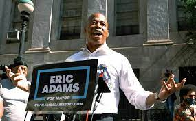 Real Estate-Backed Eric Adams Wins NYC ...