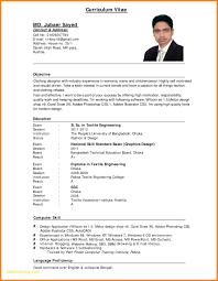 Download Job Resume Format Resume Template
