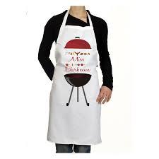 Tablier De Cuisine Spécial Barbecue En Cadeau Pas Cher Et Pratique