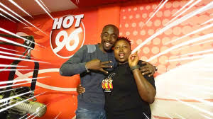 HOT 96 - It's the Hot drive with the atypical duo Annitah...   Facebook