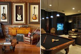 How to create the ultimate man cave dmlights Blog