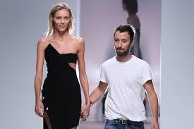 Yves Saint Laurent Names Anthony Vaccarello Creative Director - WSJ