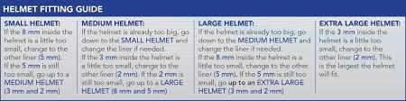 Ovation Riding Helmet Sizing Chart 2019