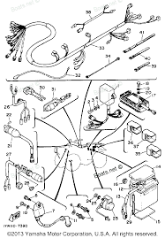 Glamorous yamaha moto 4 wiring diagram gallery best image engine