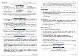 Sample Middle Management Resume JuniorMiddle Management Resumes 2