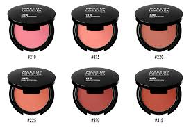 the office chic make up for ever hd cream blush is what making me blush lately review photos swatches