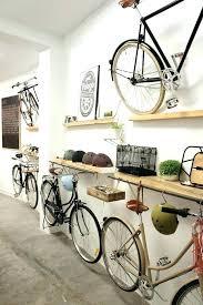 diy outdoor bike storage bike storage solutions strapped to a shelf bike rack outdoor bike storage