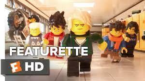 The LEGO Ninjago Movie - Featurette - Kicks & Bricks - YouTube