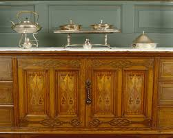 side tables for dining room. Fine For The Dining Room Side Table May Be By Llewellyn Rathbone With Muffin Dish  At Standen West Sussex With Side Tables For E