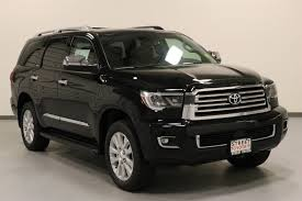 New 2018 Toyota Sequoia For Sale in Amarillo, TX | #18692