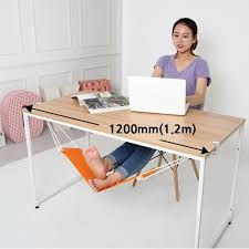 portable office desks. New 1pc Portable Novelty Mini Indoor Outdoor Household Office Desk Foot Rest Stand Adjustable Chair Desks O