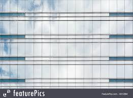 office glass windows. Architectural Details: Office Glass Windows With Beautiful Reflection In Hong Kong, Asia.