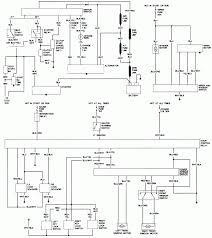 Toyota pickup wiring diagram diagrams to headlight tail 1983 alternator stereo light 950