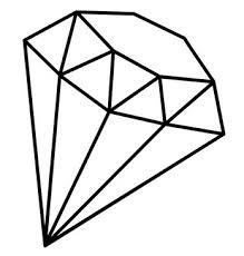 Dočasné Tetování Diamant Svět Shopaholikůcz