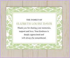 Thank You Note After Funeral To Coworkers Sympathy Thank You Notes To Coworkers Tuckedletterpress Com