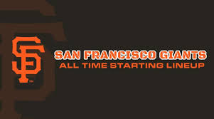 Sf Giants Depth Chart San Francisco Giants All Time Lineup Roster