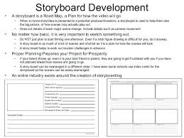 Video Production Storyboard Template Free Example Sample For Audio ...