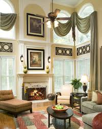 Two Story Living Room Curtains Hill Country Custom Home Rustic Living Room Austin By Dawn Group