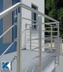 Anwendungsmöglichkeiten der hochwertigen und preiswerten treppe: Treppengelander Aus Edelstahl Fur Aussen Korting Edelstahl