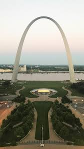 Arch Framing And Design St Louis Gateway Arch Museum Created For Saarinens St Louis