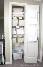 bathroom closet ideas. bathroom closet door ideas guest room laundry basket in there for guests to put their dirty linens and towel bars on the inside of i