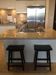 adorableer stools backless leather stool slipcover for kitchen islands bar height folding island