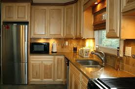 of natural maple kitchen cabinets pictures