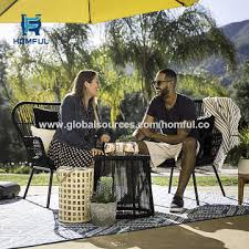 china outdoor rattan furniture sets