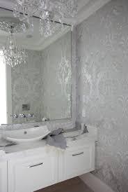 6 chandelier wall paper
