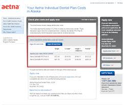 aetna dental insurance quote step 5