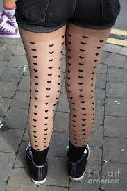 Patterned Pantyhose Interesting Patterned Pantyhose Photograph By Ros Drinkwater