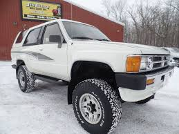 1989 Toyota 4runner SR5 2 door 4×4 | Japanese cars for sale ...