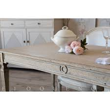 eloquence gustavian dining table
