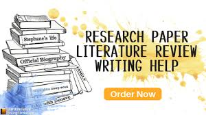 Research Paper Write Writing A Research Paper Literature Review In Apa Or Mla