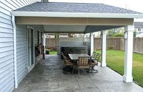 hip roof patio cover plans. Patio Ideas Medium Size Lean To Cover Custom Covers Enclosed Building An Outdoor Build Wooden Hip Roof Plans