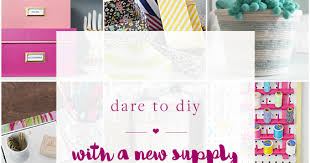 October Organizing Challenge: Dare To DIY With ... - IHeart Organizing