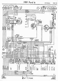 ford truck wiring diagrams wiring diagram and schematic design 1958 thunderbird wiring diagram car