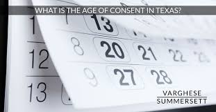 States Age Of Consent Chart Age Of Consent In Texas Facts Everything You Need To Know