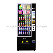 Vending Machine Companies Delectable China TCN Automatic Selfservice Snack Drink Vending Machine