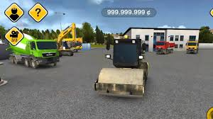 Construction Simulator 2014 Mod Unlimited Money Youtube