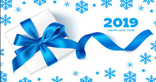 The Best And Beautiful New Year Greeting Card 2019 Spc
