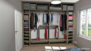 vestidores y closets de estilo por mj intérieurs